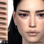 Eyebrows N115 By Seleng