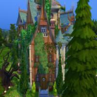 The Alchemist House By Susancho93