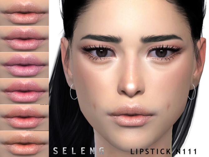 Sims 4 Lipstick N111 by Seleng at TSR