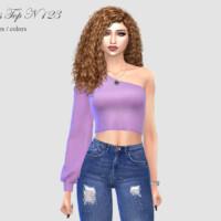 Ladies Top N 123 By Pizazz