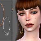 Lehane Earrings By Sugar Owl