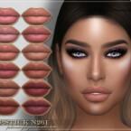 Frs Lipstick N261 By Fashionroyaltysims