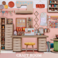 Craft Room By Mini Simmer