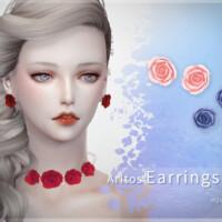Earrings 01 By Arltos