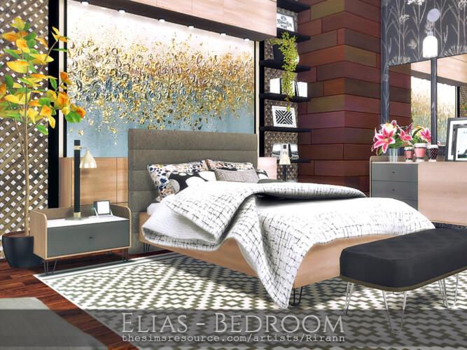 Elias Bedroom By Rirann
