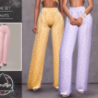 Mae Set (pants) By Camuflaje