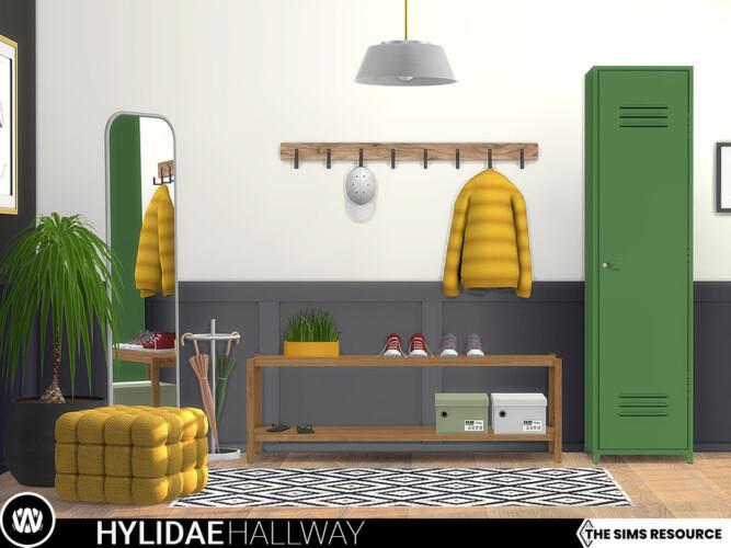 Hylidae Hallway By Wondymoon