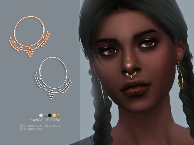 Sands Septum By Sugar Owl