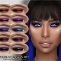 Frs Eyeshadow N167 By Fashionroyaltysims