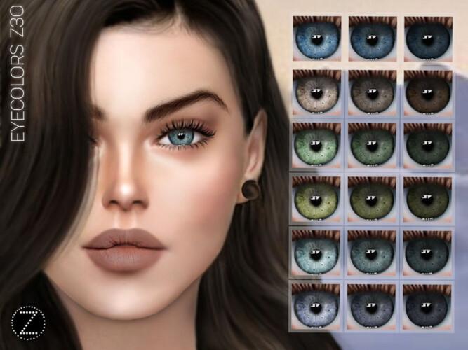 Eyecolors Z30 By Zenx