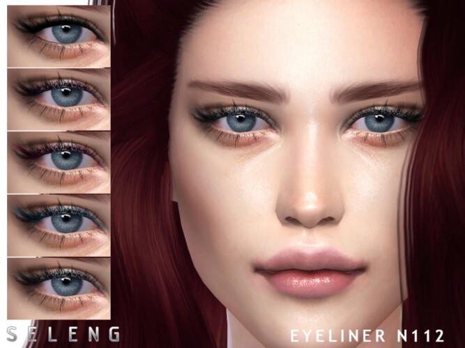 Eyeliner N112 By Seleng