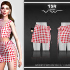 Clothes Set-127 (skirt) Bd466 By Busra-tr