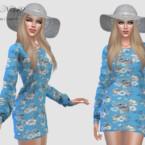 Dress N 349 By Pizazz