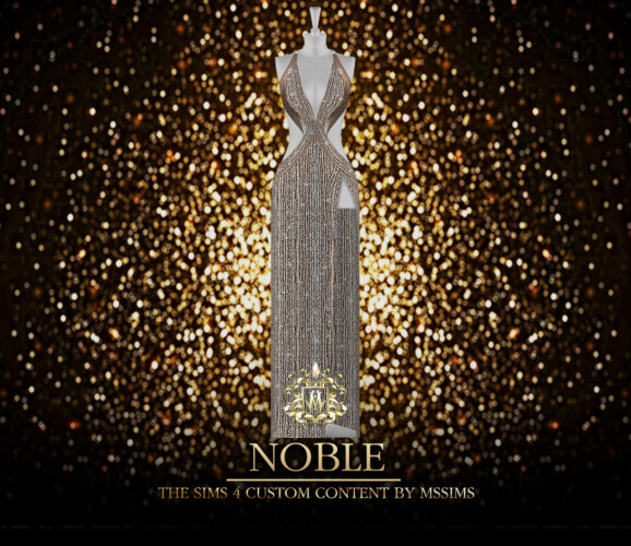 Noble Gown (p)