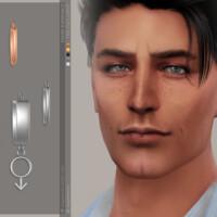 Mars Earrings | Left By Sugar Owl