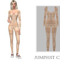 Jumpsuit C393 By Turksimmer