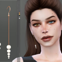 Ulrike Earrings By Sugar Owl