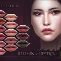 Illumina Lipstick By Remussirion