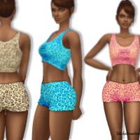 Shorts Portio By Mahocreations