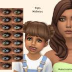 Eyes Melonios By Mahocreations