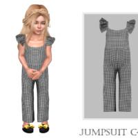 Jumpsuit C415 By Turksimmer