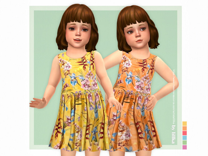 Jonna Dress By Lillka