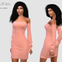 Dress N 351 By Pizazz