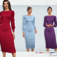 Miranda Dress By Sifix