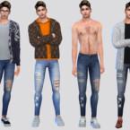 Emyr Skinny Jeans By Mclaynesims