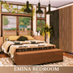 Emina Bedroom By Mini Simmer