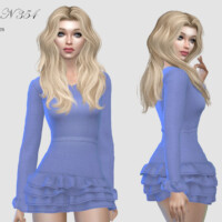 Dress N 354 By Pizazz
