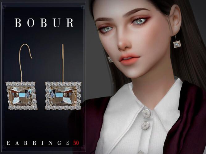 Earrings 50 By Bobur3