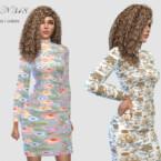 Dress N 348 By Pizazz