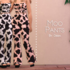 Moo Pants By Dissia