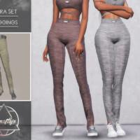 Myra Set (leggings) By Camuflaje
