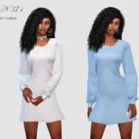 Dress N 371 By Pizazz