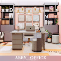 Abby Office By Mini Simmer