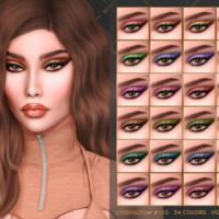 Eyeshadow #110 By Jul_haos