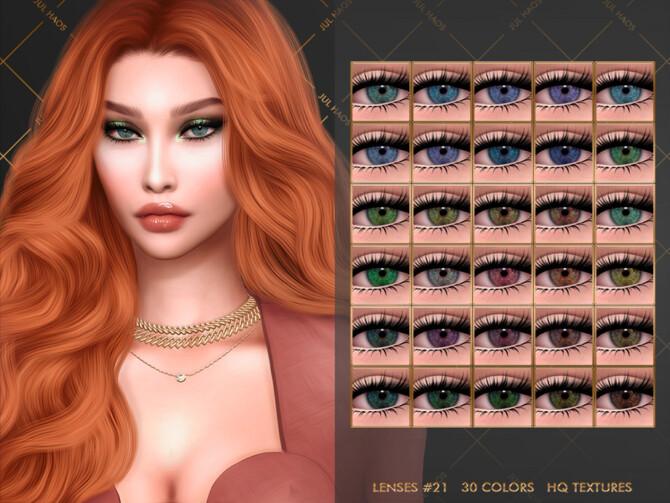 Sims 4 LENSES #21 by JUL HAOS at TSR