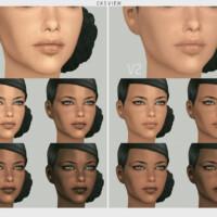 Adriana Lima Skin Overlay By Cosimetic