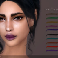 Eyeliner A01 By Angissi