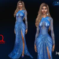 Silenye Formal Dress By Jomsims