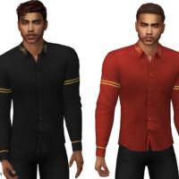 Stylish Designer Mens Shirt By Cherryberrysim