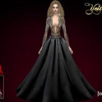 Yeitella Gown By Jomsims