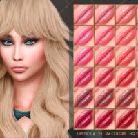 Lipstick #123 By Jul_haos