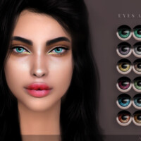 Eyes A01 By Angissi