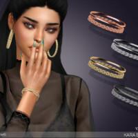 Kara Bracelet (right Wrist) By Feyona