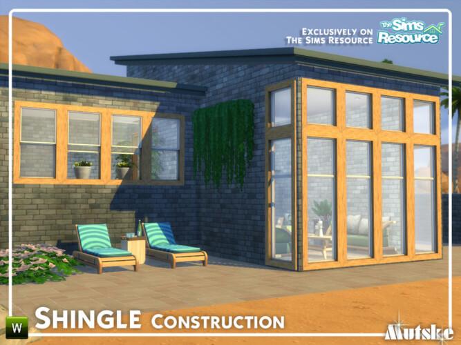 Shingle Construction Part 2 By Mutske