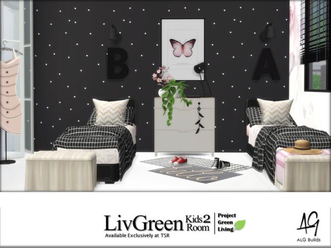 Livgreen Kids Room 2 By Algbuilds