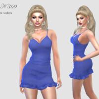 Dress N 369 By Pizazz